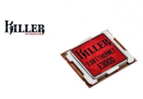 支持2.5G以太网,Killer E3000网卡发布